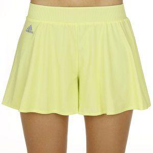 new Adidas tennis Skirt / Short Melbourne  yellow